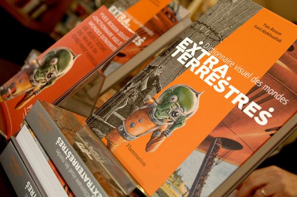 Dictionnaire visuel des mondes extraterrestres